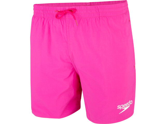 """speedo Essentials 16"""" Szorty do pływania Mężczyźni, electric pink"""